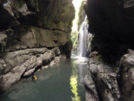 canyon du Giffre